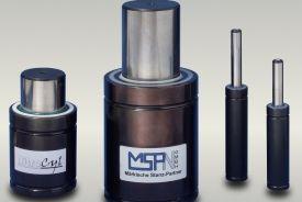 Normalizované díly - plynové pružiny MSPN