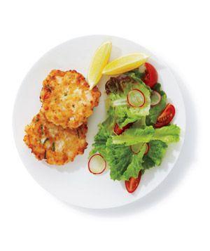 Crispy Shrimp Cakes | Recipe | Shrimp Cakes, Shrimp and Cakes