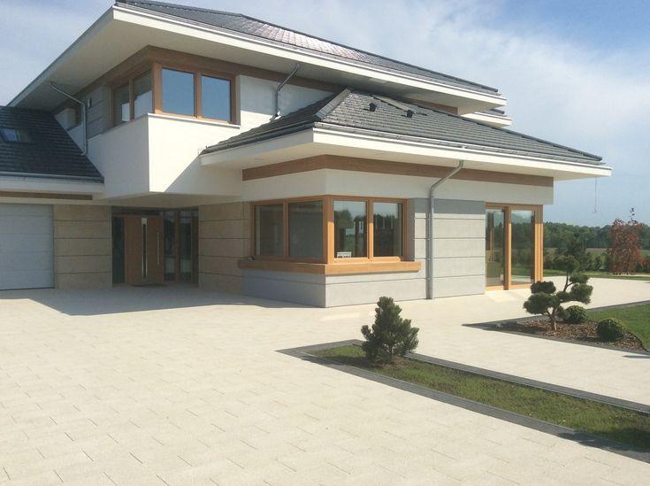 Projekt domu Dom z widokiem