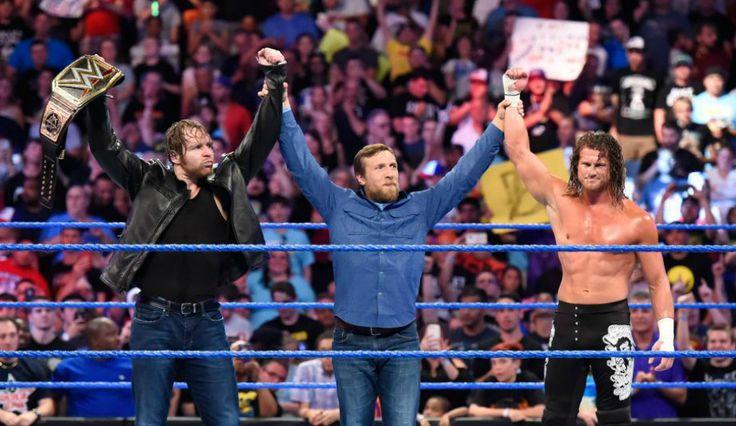 'WWE SmackDown Live' Results: Dean Ambrose vs. Dolph Ziggler Set for 'SummerSlam'