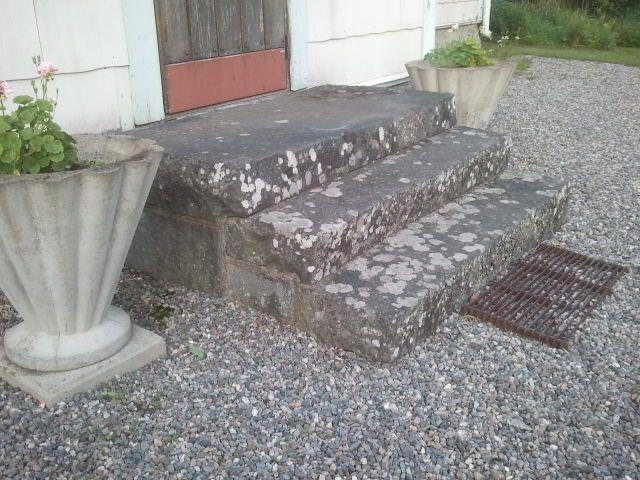 Granittrappan för 4 generationer