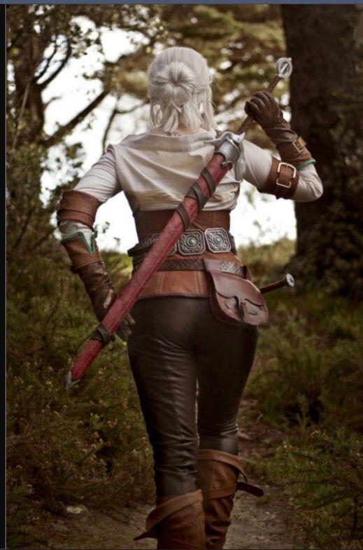 Ciri (Witcher3)
