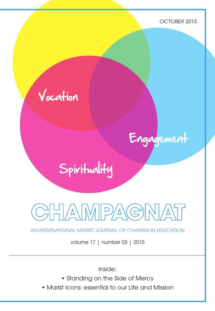Champagnat Journal -An international Marist Journal of charism in education