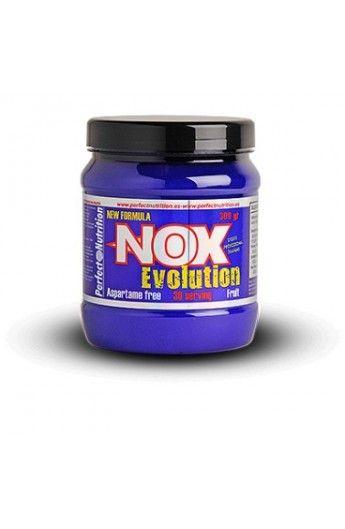 NOX Evolution 300gr. NOX Evolution es el producto perfecto para entrenamientos duros e intensos. Sin estimulantes que alteren el sistema nervioso.