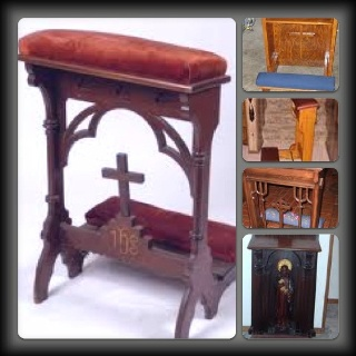 Altars Prayer And Benches On Pinterest