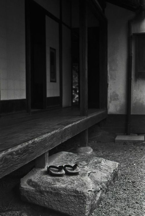 A porch of a Japanese old house.  Photography by Nobuo Furuhashi on 500px
