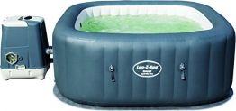 Hochwertiger Aufblasbarer Whirlpool für Ihren Garten!