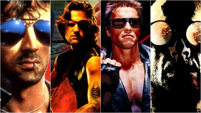 Filmy akcji z lat 80. - Zachwycasz się Kung Fury? Sprawdź te tytuły! - News - Stopklatka