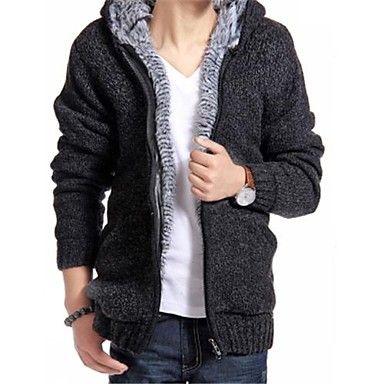 de+los+hombres+de+moda+casual+suéter+delgado+–+USD+$+38.99