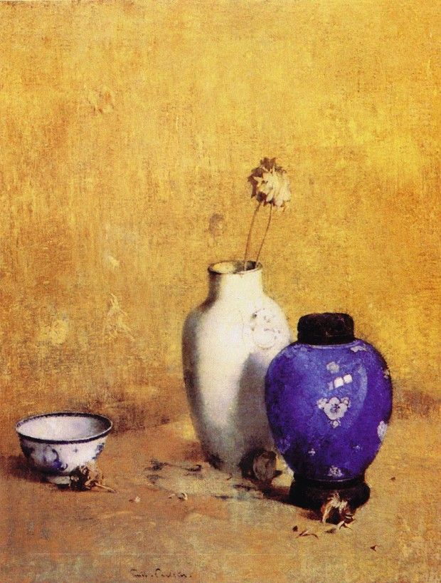 Emil Carlsen, ca. 1919 Private Collection
