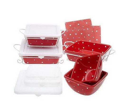Bake dish set