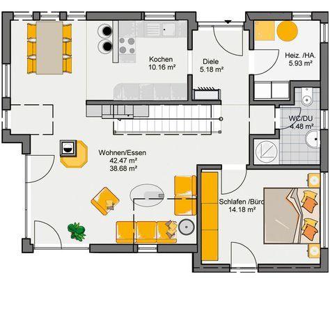 885 best images about plans de maisons on pinterest. Black Bedroom Furniture Sets. Home Design Ideas