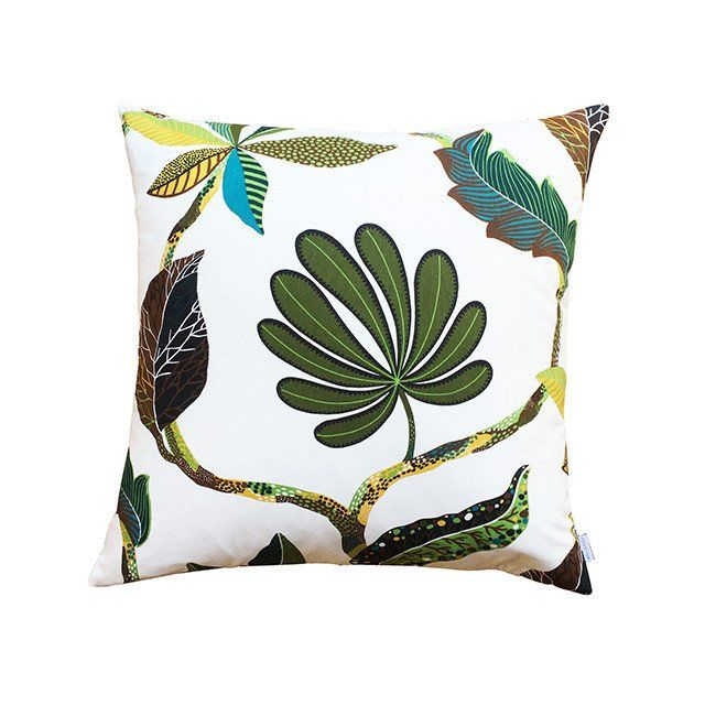 TAHITI (dark green) - Cushion