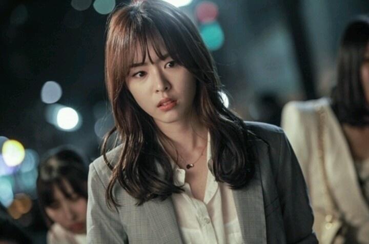 See-through bang hair 이연희 | Beauty & Hair | Pinterest ...