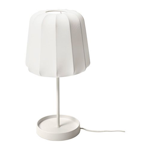 VARV Table lamp with LED bulb IKEA As the light can be dimmed, you are able to choose lighting suitable for every occasion.