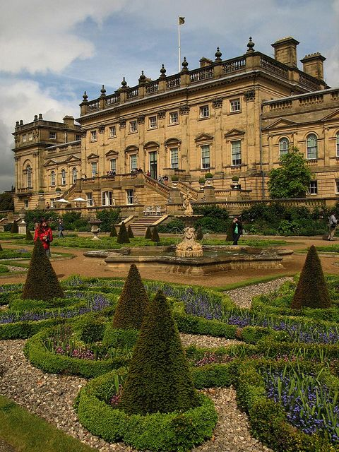 Harewood House - Leeds, West Yorkshire, England