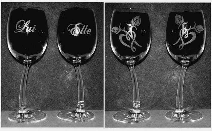 gravure sur verre - verre personnalisé - tasse personnalisée - chope…