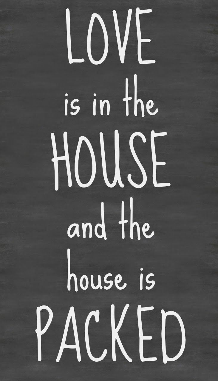 Love is in the House and the House is Packed - Foster Care