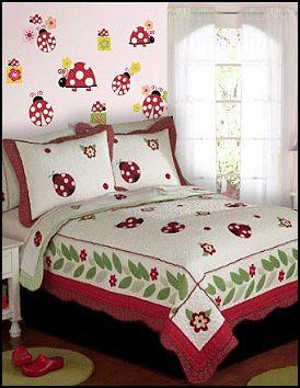The 25 best ladybug decor ideas on pinterest ladybug for Bug themed bedroom ideas