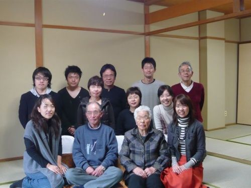 Language School Japan   バレンタインデーなどおかまいなしに おばあちゃん ...