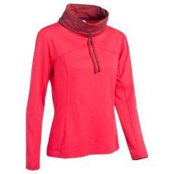 T-shirt Randonnée, Camping - TSHIRT FOR 100 WARM L ML QUECHUA - Vêtements randonnée