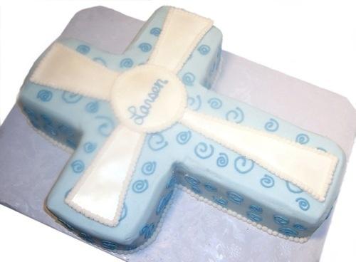 Idea for baptism cake for Hannah