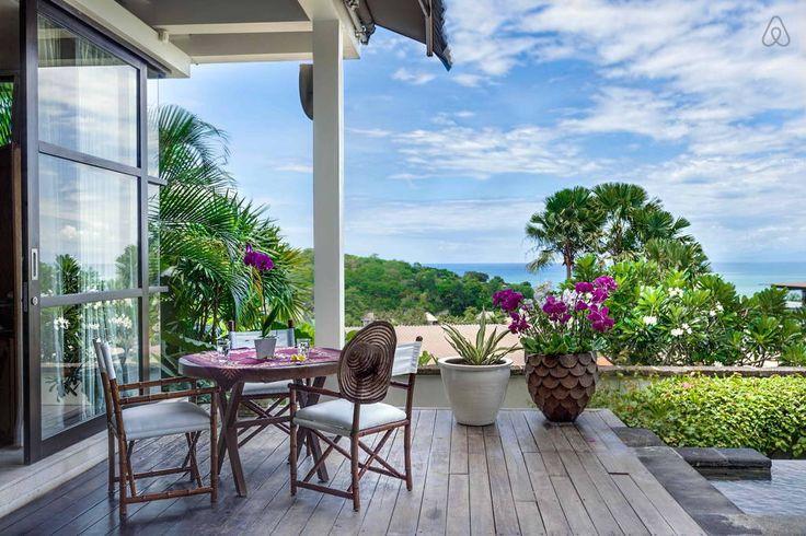 $892 - Villa Cara Panoramic View 4Bedrooms - Villas for Rent in Kuta Selatan