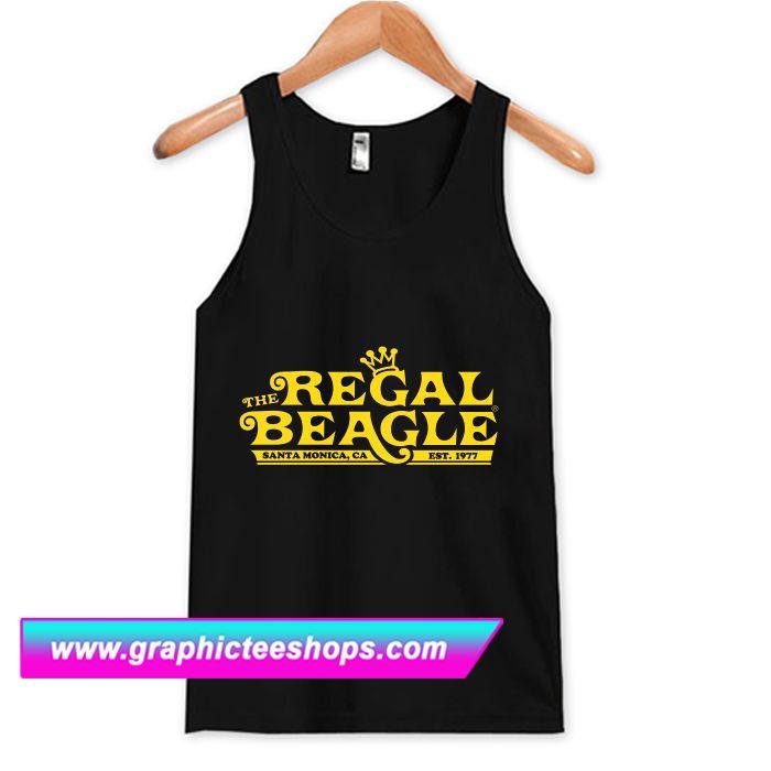 The Regal Beagle Tanktop Gpmu Tank Tops Tops Beagle