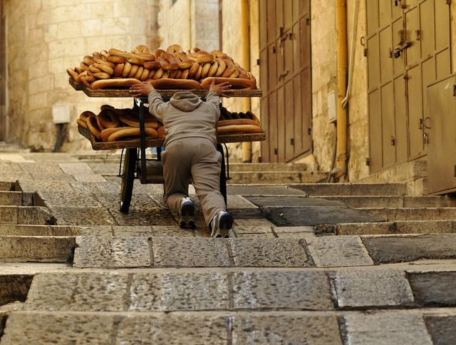 Jerusalem   - Explore the World with Travel Nerd Nici, one Country at a Time. http://TravelNerdNici.com