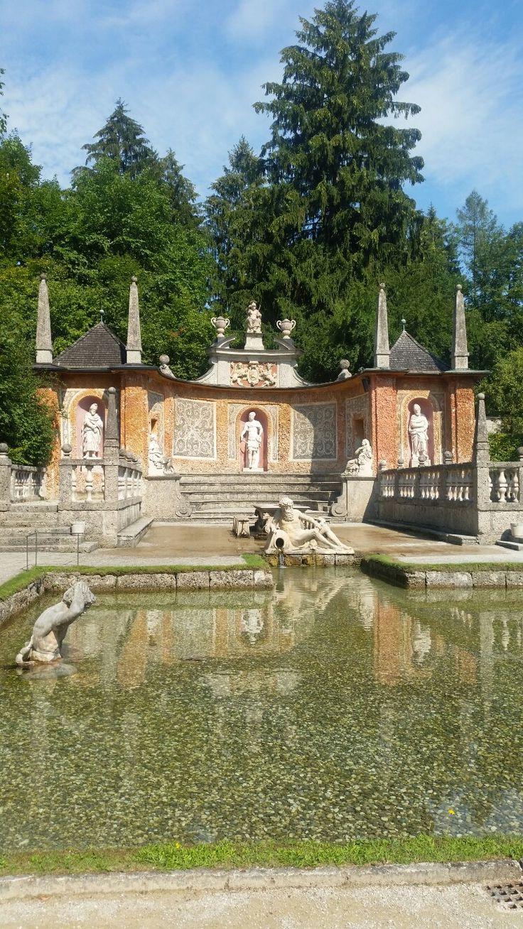 Austria - schloss hellbrunn