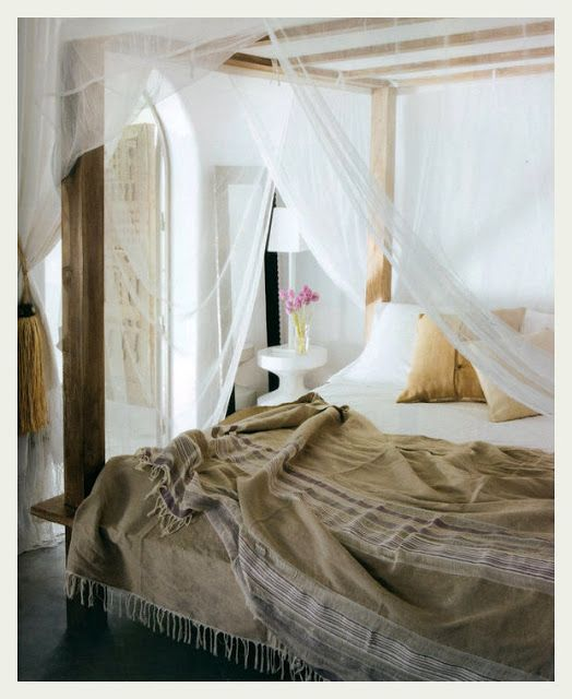 118 Best Images About Four Poster Beds On Pinterest