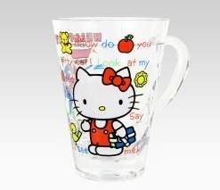 An image of Hello Kitty Plastic Cup: Classic