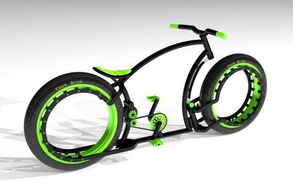 Nieuwe aandrijving voor de fiets