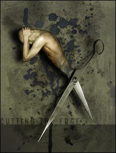 Cutting edge by ~anatheme on deviantART