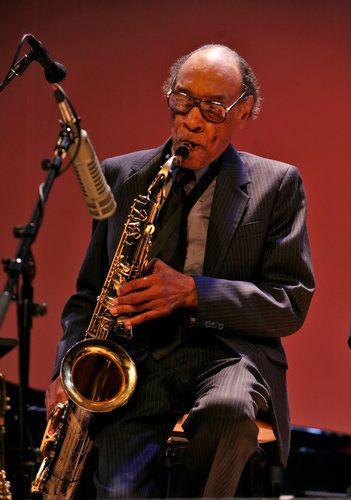 Sam Rivers in 2007