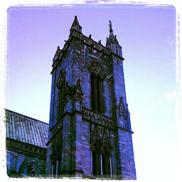 Church tower. Instagram photo by @visittrondheim via ink361.com