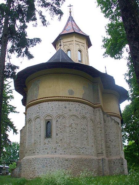 Mirauti Church in Suceava, Romania