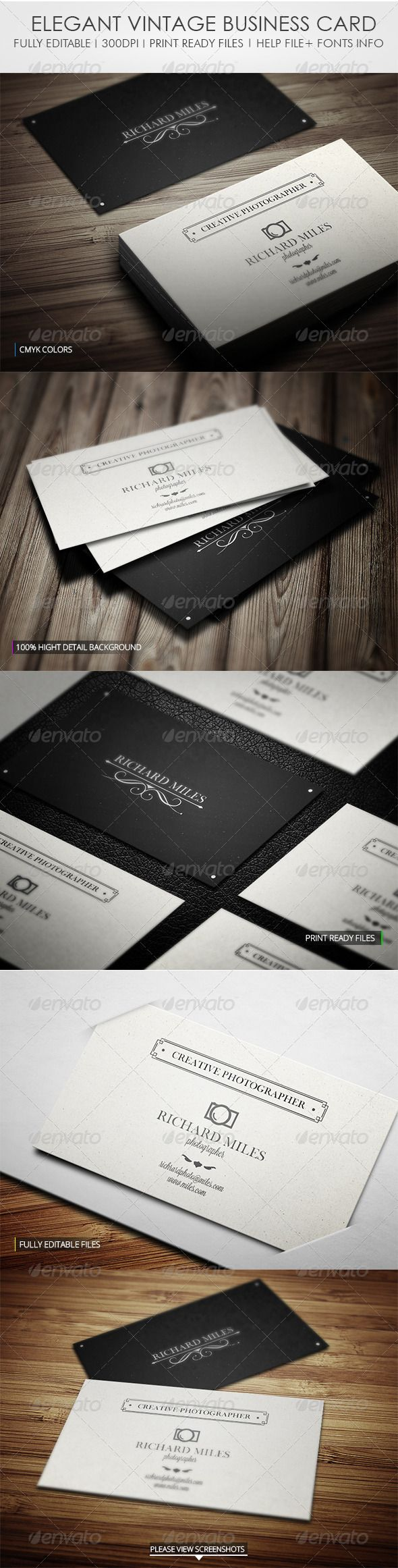20 Best Luxurious Elegant Business Cards Images On Pinterest