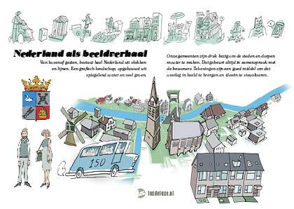 Citymarketing. Visual concepts for urban renewal by N. Vermeer.