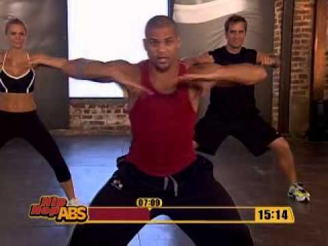 Hip hop abs: Hips buns and thighs 25 minute workout