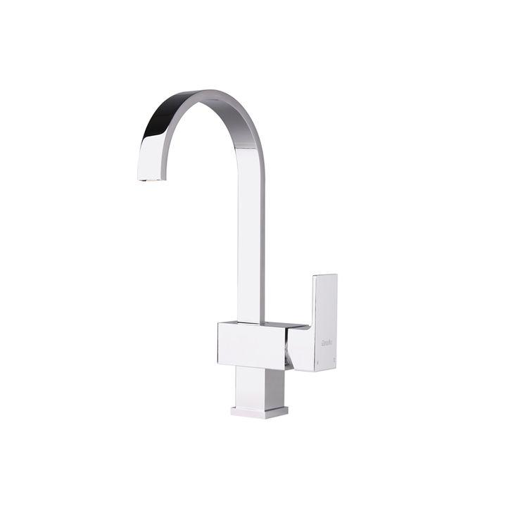 Kitchen and Laundry Taps   Sink Mixer Concerto Monda Wels 4star 7l/min 446.mmssm01 - Bunnings Warehouse