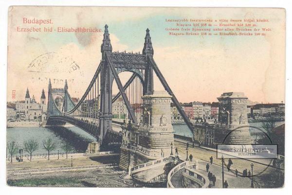 Elisabeth Bridge Old Pics (@RegiKepek)   Twitter