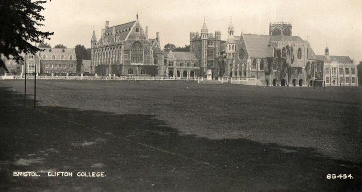 Clifton College.