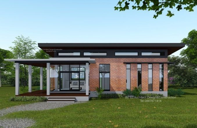 3 Concepts Of 3 Bedroom Bungalow House House And Decors In 2020 Bungalow House Design Two Bedroom House Design Small House Design