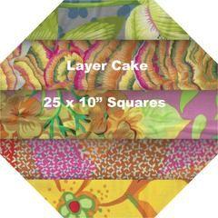 "YELLOW #1 - Layer Cake - 20 Squares 10"" x 10"" – TUPPY'S AUSSIE FABRICS"