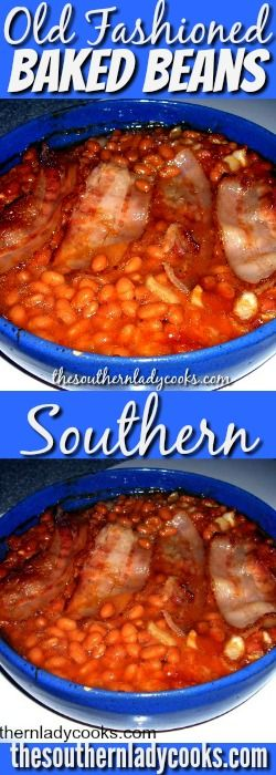 This is a quick and easy recipe for these great baked beans. Serve them as a side dish anytime. Perfect for any gathering and everyone loves them.