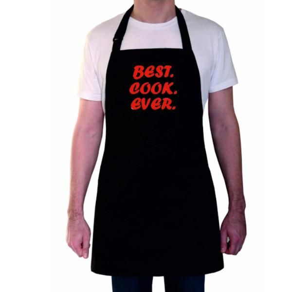 """""""Best Cook Ever"""" Apron"""