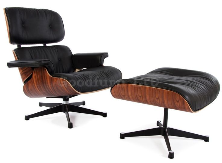 Eames+Lounge+Chair+inkl+Ottoman