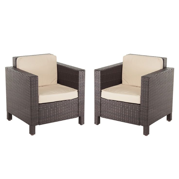 This Bonsoni Two Chair Set Is A Classic Example Of Timeless Design And  Unrivaled Comfort. This Relaxing Product Can Be Enjoyed Separately Or A  Part Of The ...