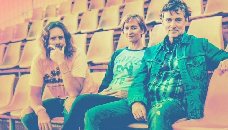 """Taking a ride in a music time machine: The year is 1996 and Spiderbait are bringing their short and sharp alternative punk to our fascinated ears. Our Track Of The Day is Spiderbait's """"…"""